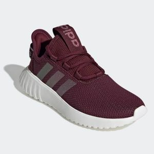 Adidas Women's Kaptir X Maroon Red Sneakers 9.5